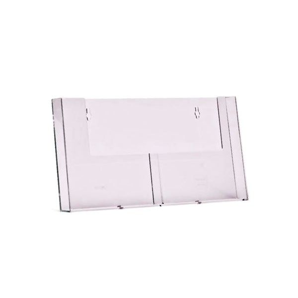 Portadepliant Plex 2 tasche A5