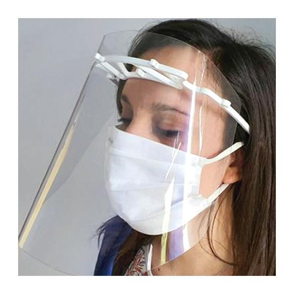 Visiera facciale protettiva