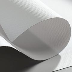 Pvc Frontlit 520 gr retro bianco